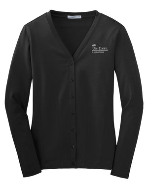 Port Authority® Ladies Modern Stretch Cotton Cardigan