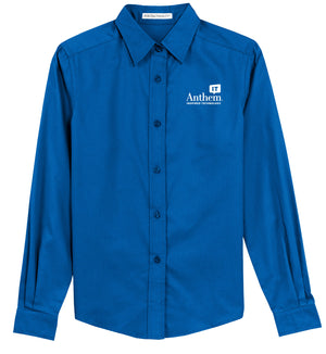 Ladies Port Authority Easy Care Long Sleeve Shirt