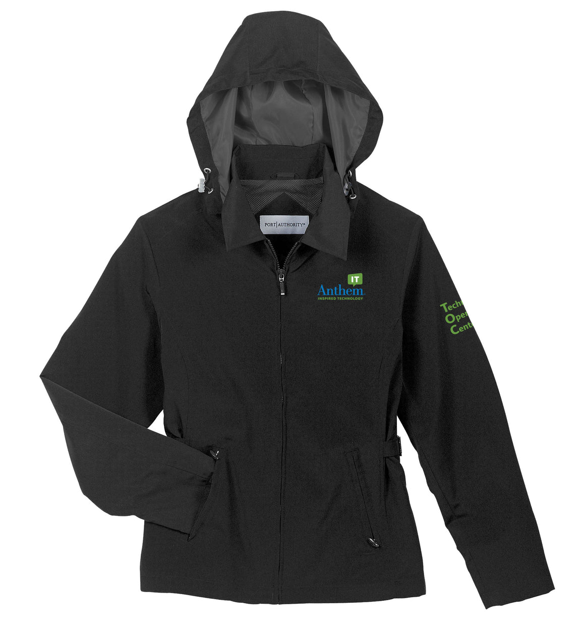Ladies Port Authority Legacy Jacket - TOC