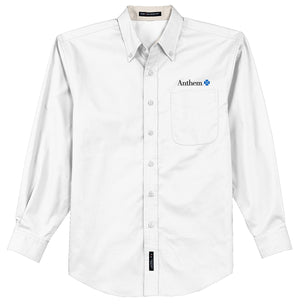 Port Authority® Long Sleeve Easy Care Shirt