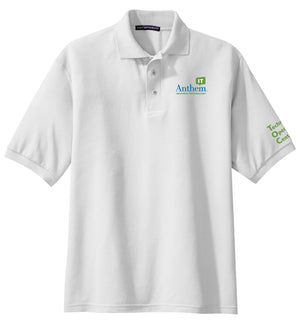 Men's Port Authority - Silk Touch PoloShirt (LT Sizing) - TOC