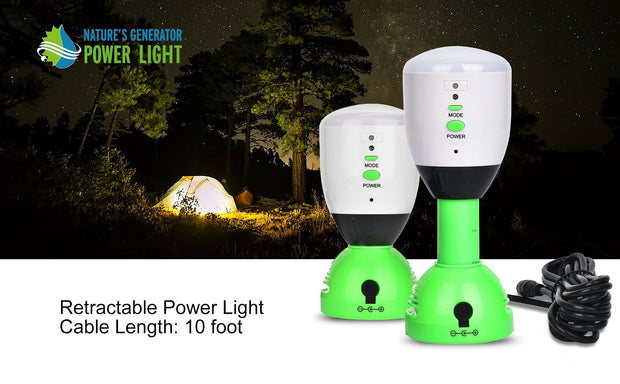Nature's Generator Power Light - 4 Pack