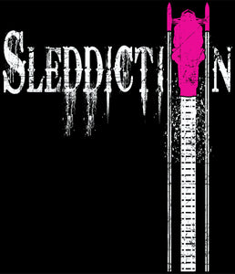 Sleddiction Apparel Pink
