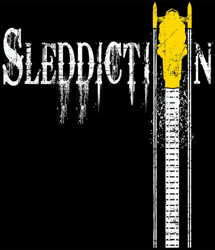 Sleddiction Apparel Yellow