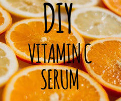 DIY Vitamin C serum recipe