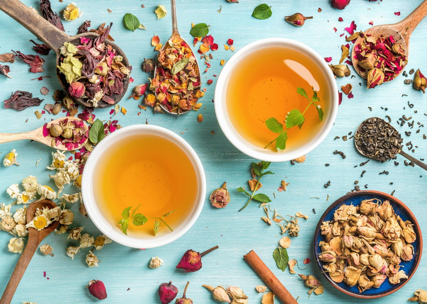 Immune Strengthening Teas and Tonics