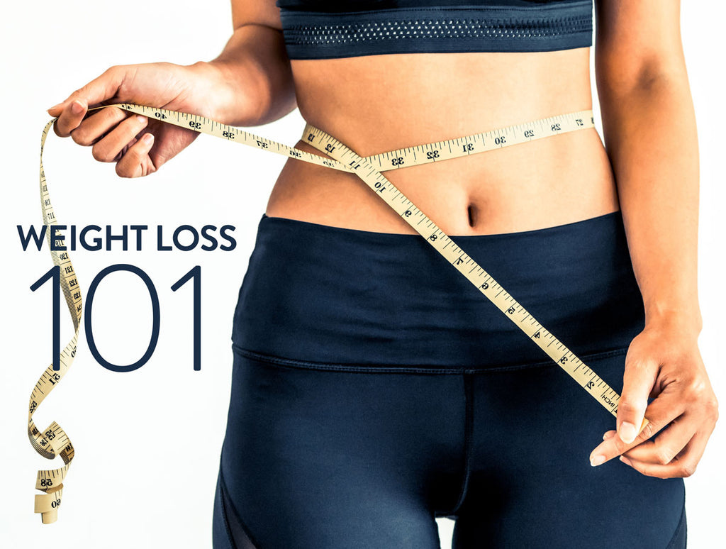 Weight Loss 101 for the Modern Man & Woman
