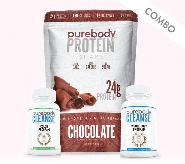 Protein + 30 Day Inner Cleanse Combo