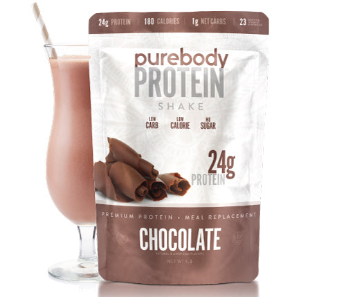 Pure Body Protein Single Bag