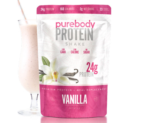 Pure Body Protein Vanilla