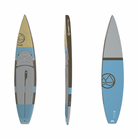 "Jimmy Styks Miler 12'6"" SUP Board"