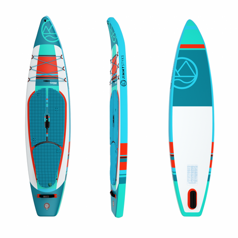 Jimmy Styks Puffer Inflatable SUP Board