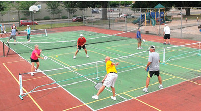 Tennis vs. Pickleball - The Great Debate.