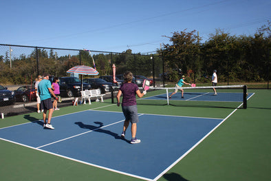 Your Municipality Just Opened Some New Public Courts -  Now What?