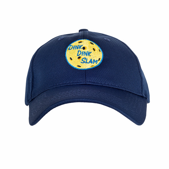 Unisex Sports fitted Pickleball Cap – Blue