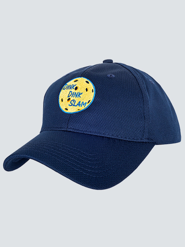 Dink Dink Slam Pickleball Cap – Blue