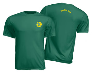 Men's Pickleball Moisture Wicking T-SHIRT - GREEN