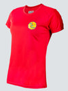 Women's Pickleball Performance Shirt – Red