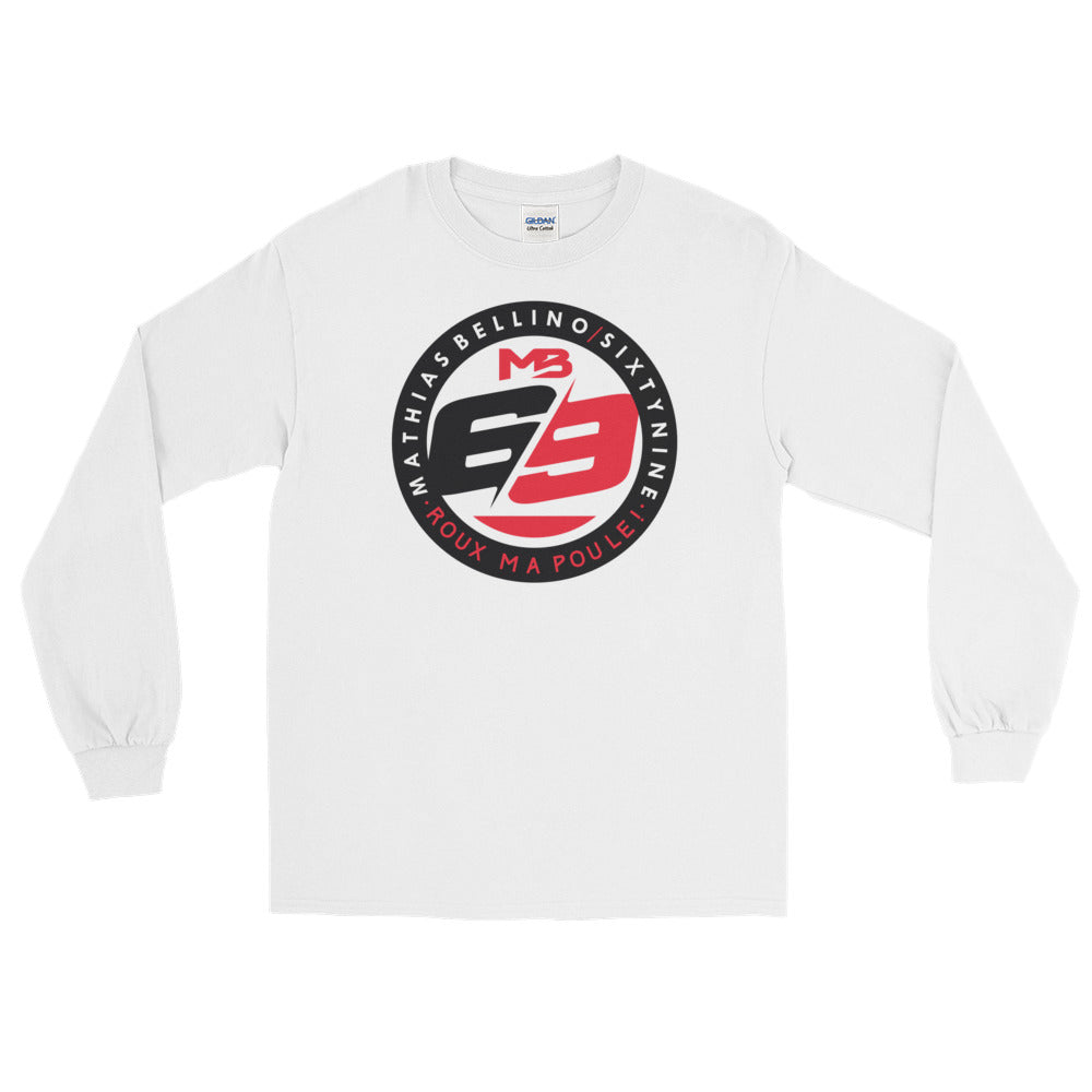 Mathias Bellino Supporters Tee Long Sleeve