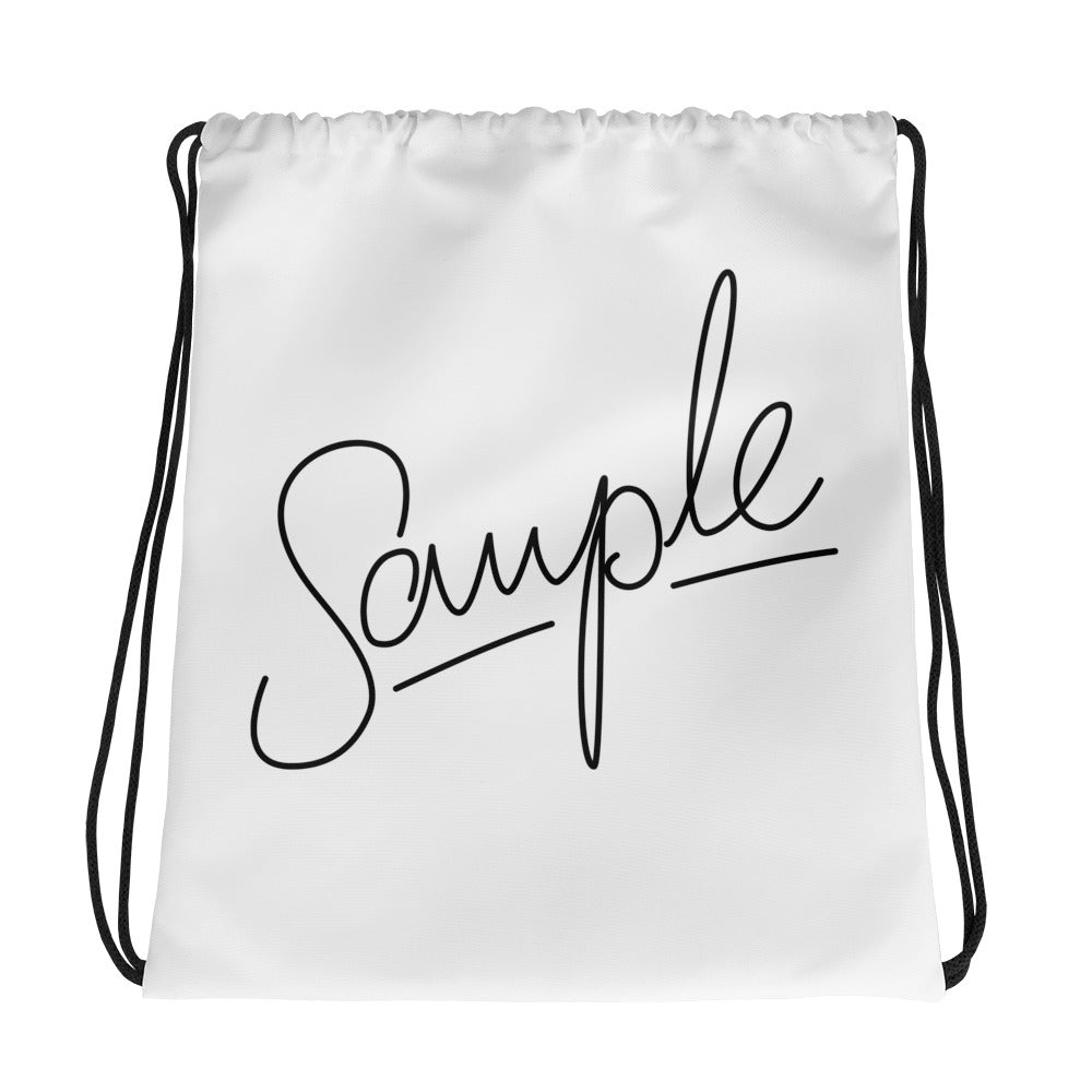 DDA - Drawstring Bag - (Sample)