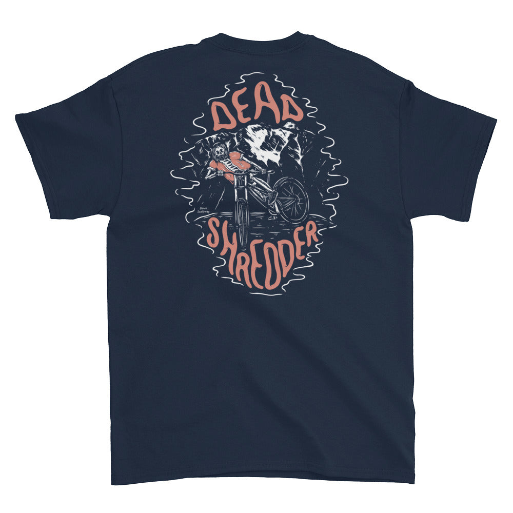 Bones Scallywag - Shredder Tee - Mens