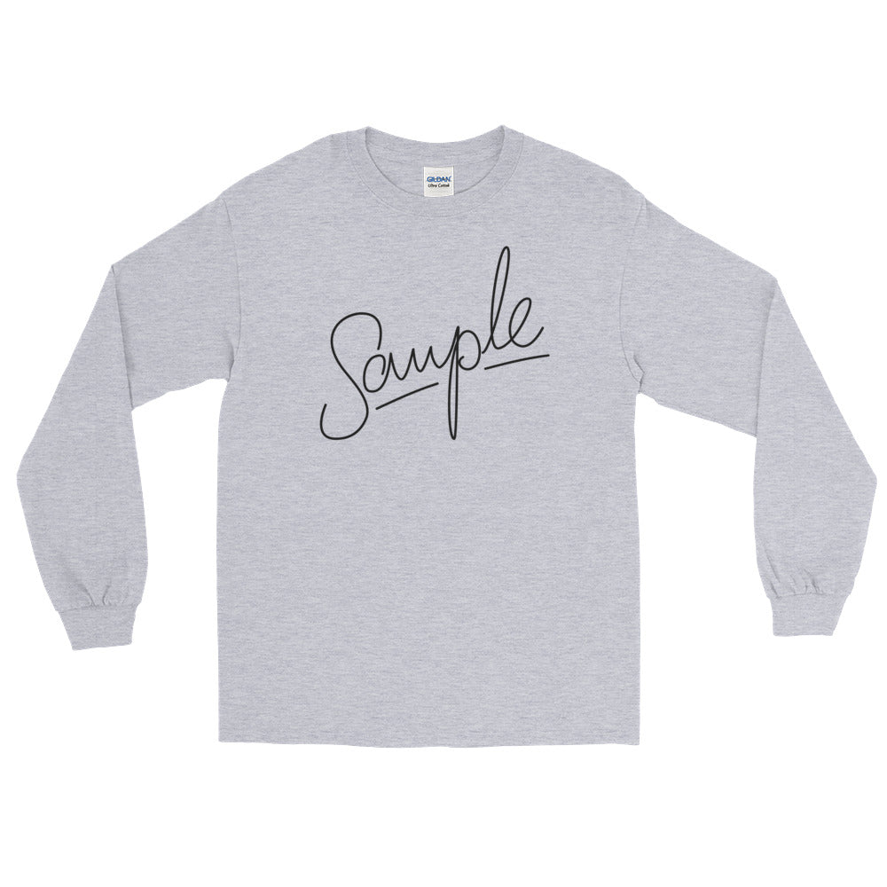 SAMPLE Light Long Sleeve T-Shirt
