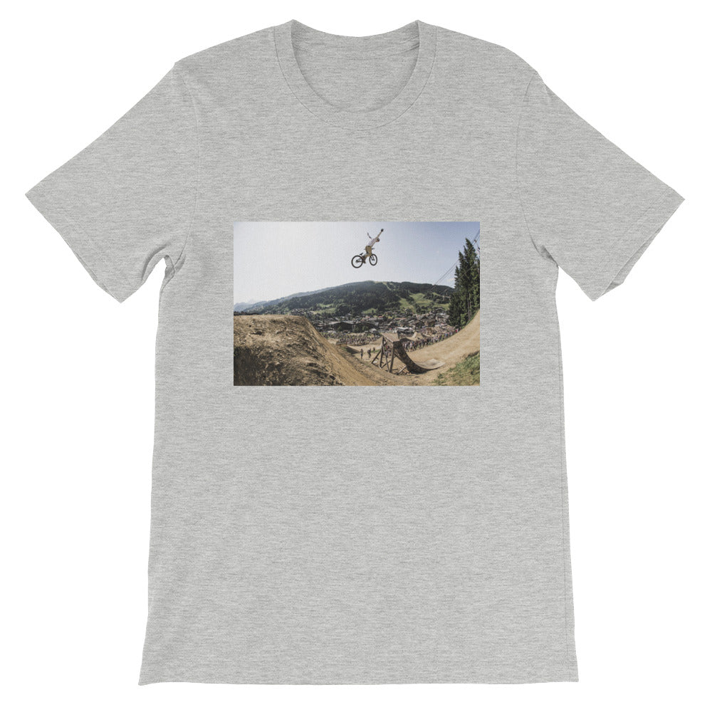 MJ Shred Short-Sleeve Unisex T-Shirt