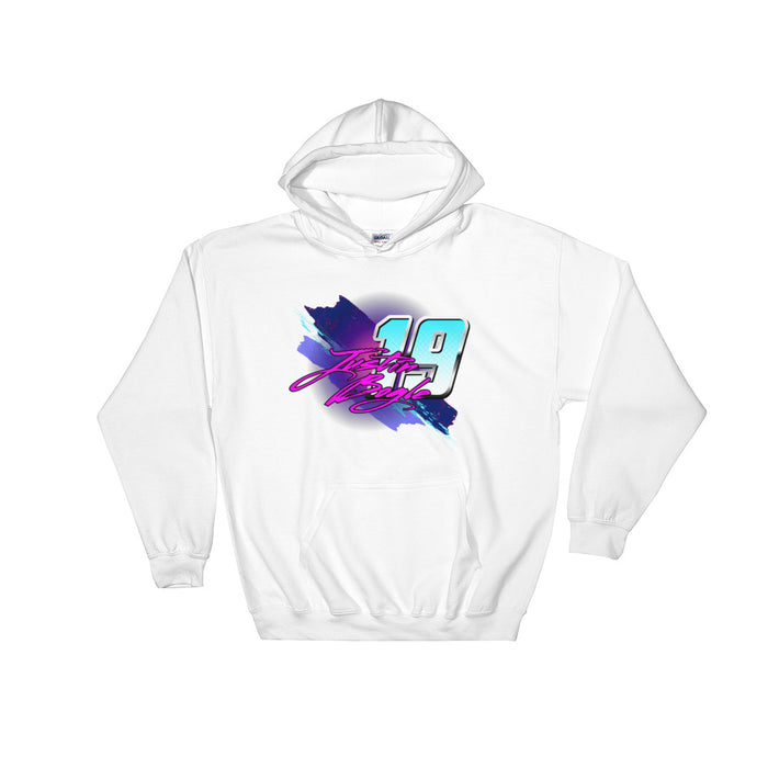Bogle - 19 Hooded Sweatshirt - Wht