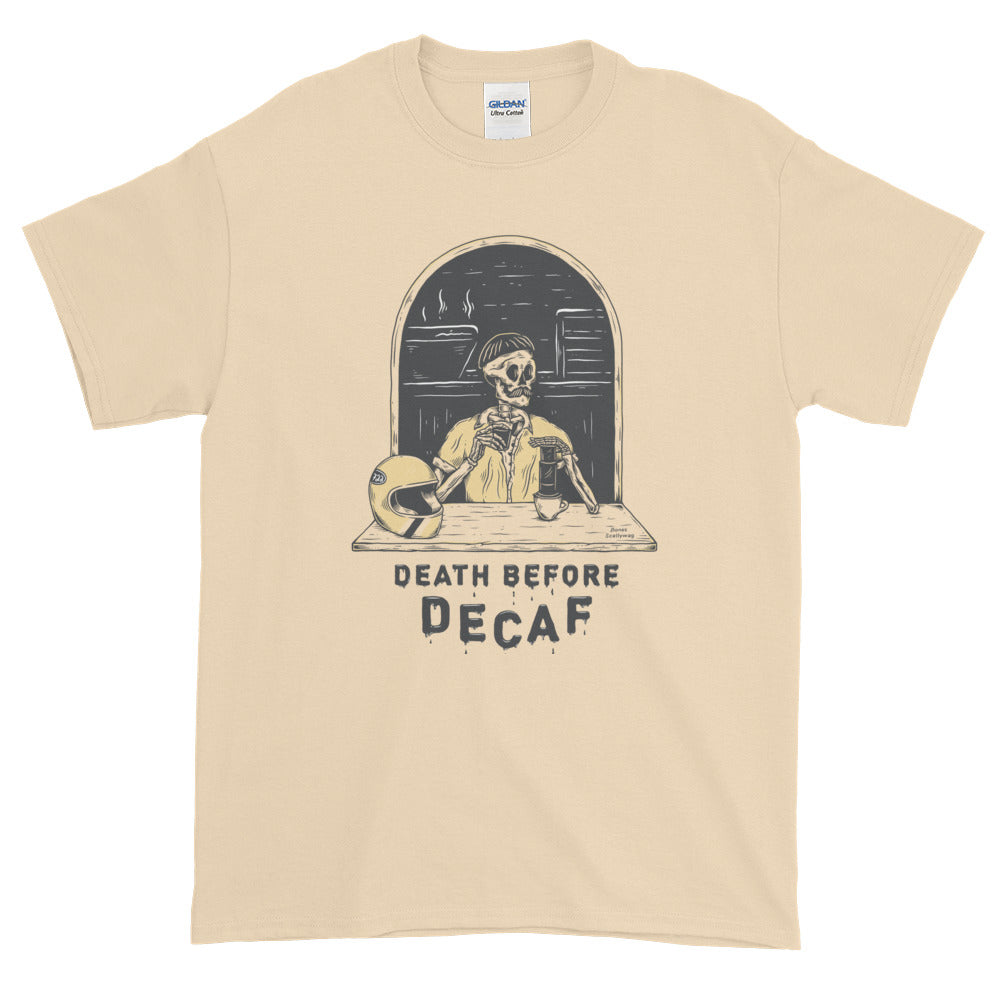 Bones Decaf Light Short-Sleeve T-Shirt