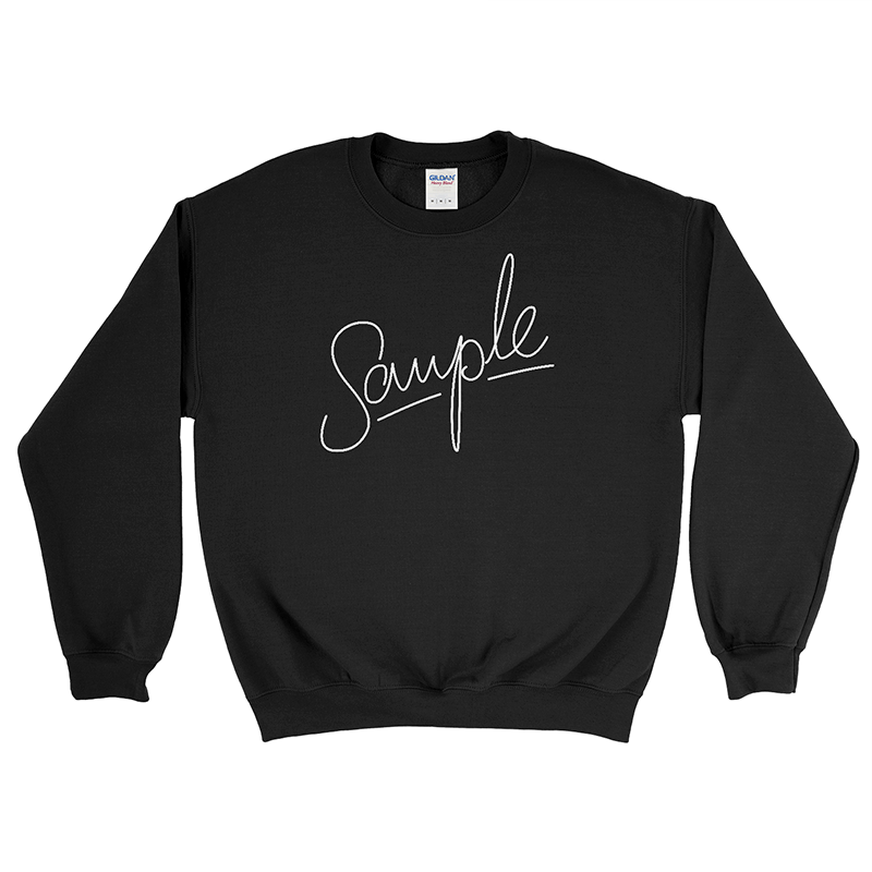 CAA5 - Crewneck Unisex slim soft - (Sample)