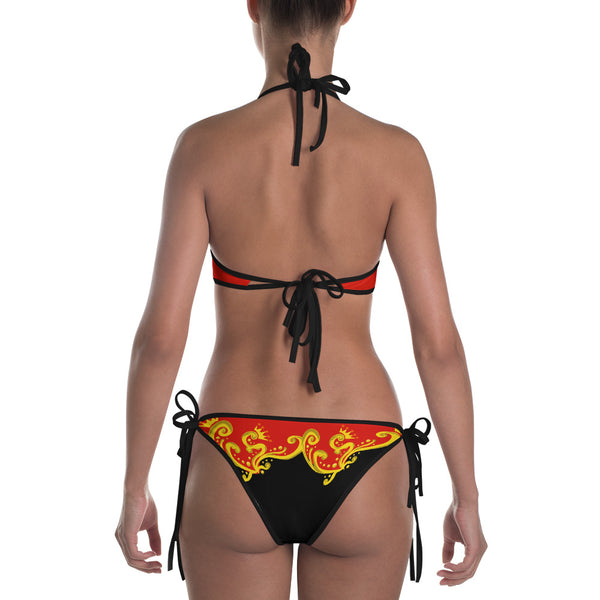 Celebration of Love Bikini---Reversible