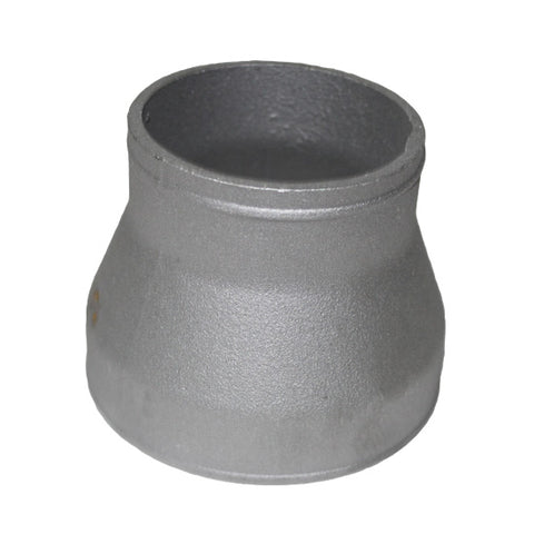 "ADS Aluminium Casting Straight 4"" Reducing to 3"""