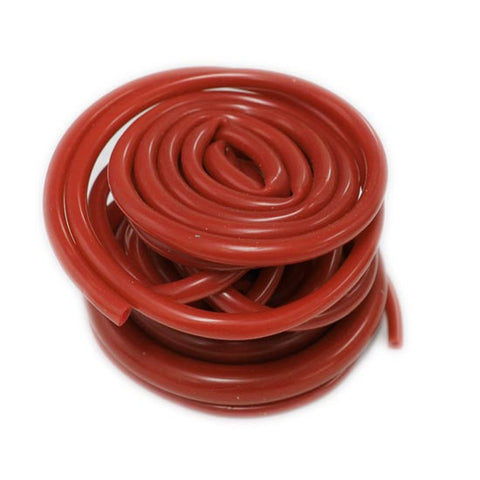 Silicone Vacuum Hose Kit Red
