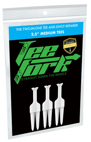 Tee-Fork Medium Bag (6 Pack)