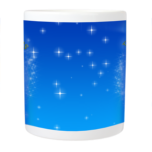 Mug with Believe in Miracles Design