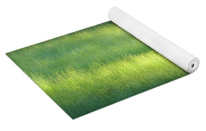 Early Morning Meadow - Yoga Mat