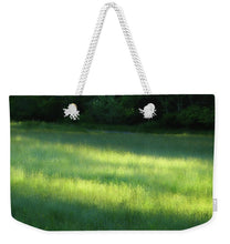 Early Morning Meadow - Weekender Tote Bag