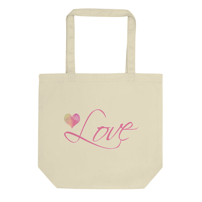 Love Eco Tote Bag