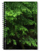 Hemlock Forest - Spiral Notebook