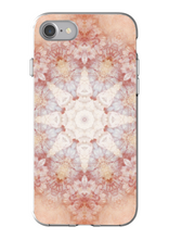Rustic Floral Mandala Flexi Phone Case IP7