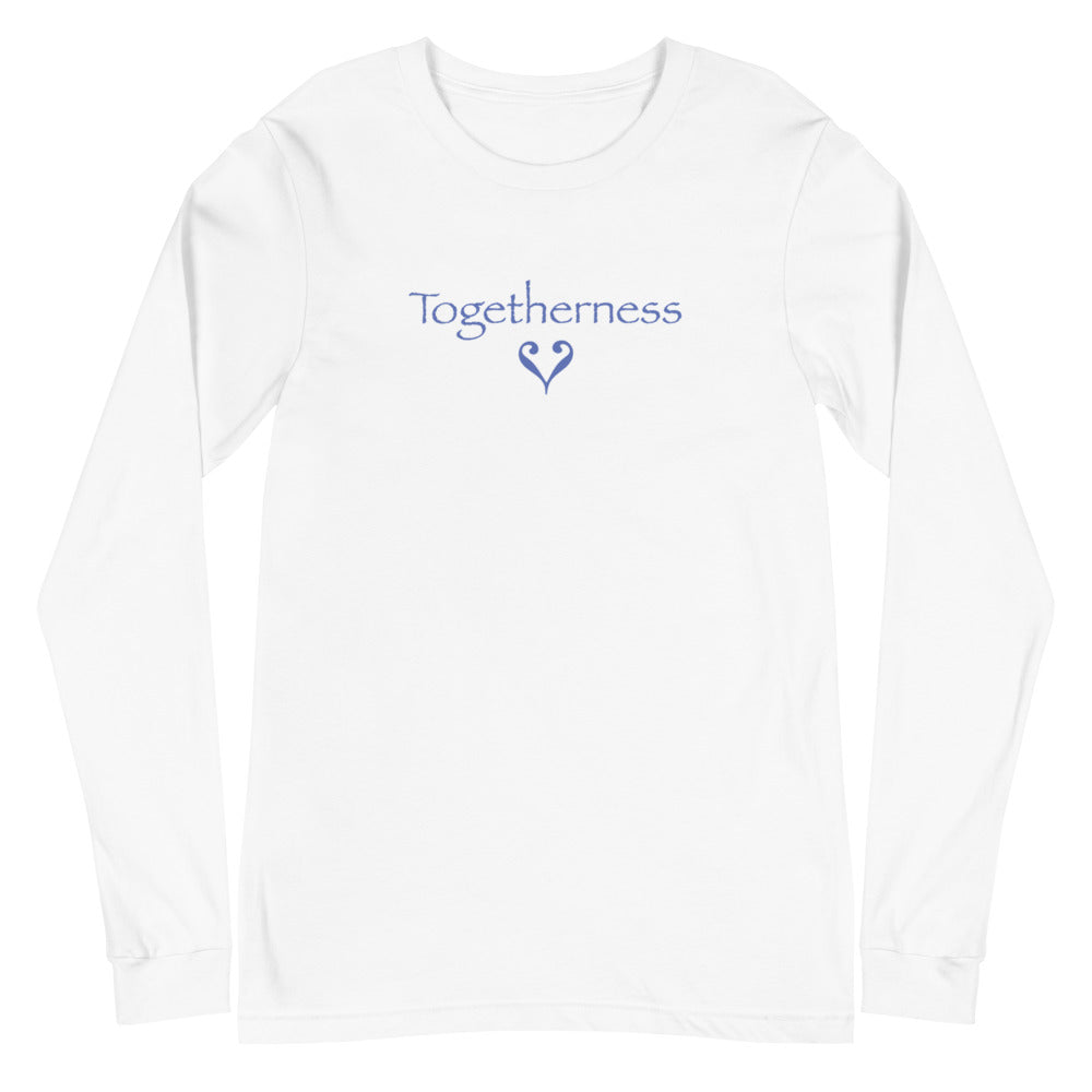 'Togetherness' Unisex Long Sleeve Tee