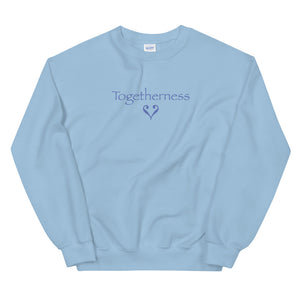 'Togetherness' Unisex Sweatshirt