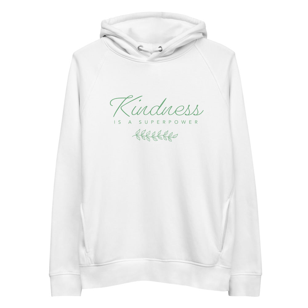 'Kindness is a Superpower' Unisex pullover hoodie