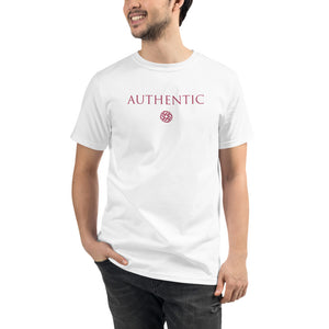 'Authentic' Organic T-Shirt