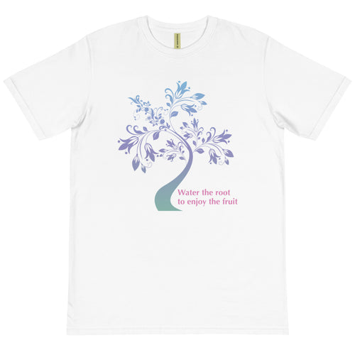 'Water the Root' Organic T-Shirt