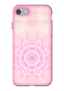 Peonie Mandala iPhone 7 Flexi Case
