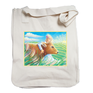 Priya and Katherine Organic Cotton Tote