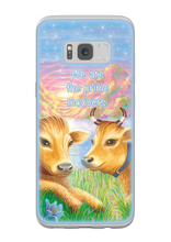 Priya and Vedi design Samsung Galaxy S8 Flexi Case