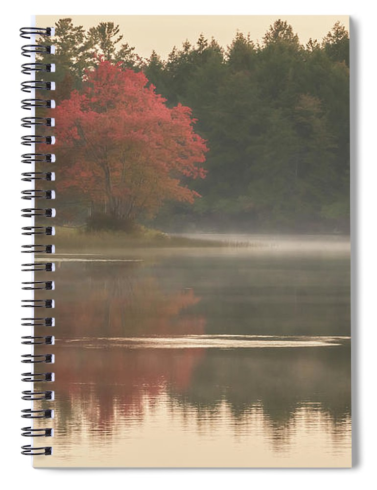 Soft Dawn - Spiral Notebook