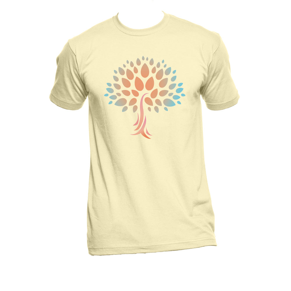 Unisex Organic Cotton T-Shirt with large